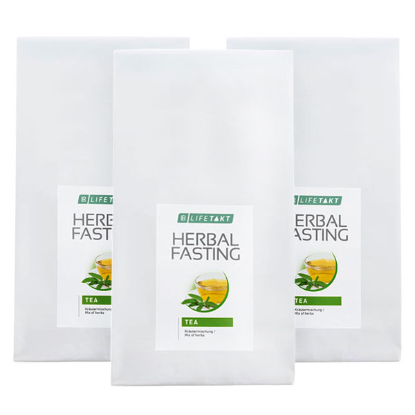 Herbal Fasting Herbata Ziołowa 3pak