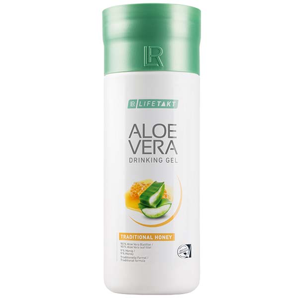 Aloe Vera Honey Gel