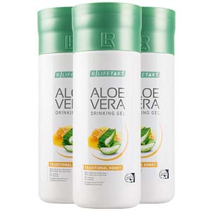 Aloe Vera Honey Gel 3pak