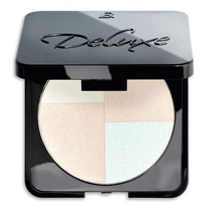 Deluxe puder Hollywood Multicolor