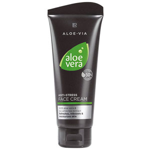 Aloe Vera Anti-Stress Face Cream