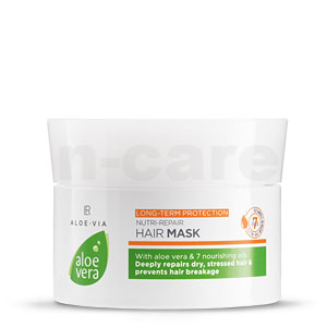 Aloe Vera Nutri Repair Hair Mask